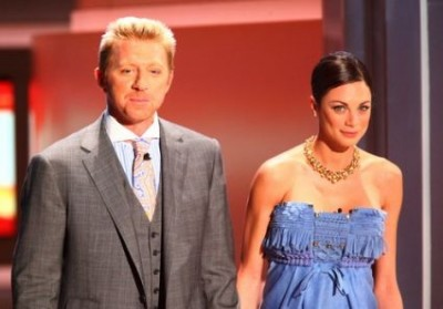 Boris Becker and Sharlely