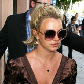 Britney Spears Kerry Vine