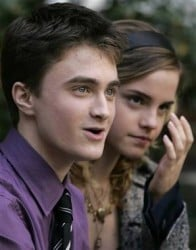 Emma Watson, Daniel Radcliffe