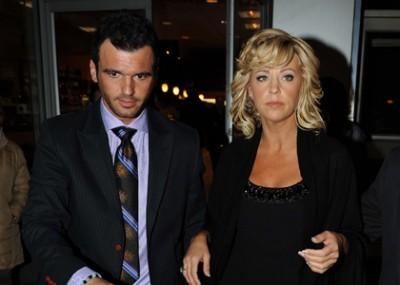 Tony Dovolani and Kate Gosselin