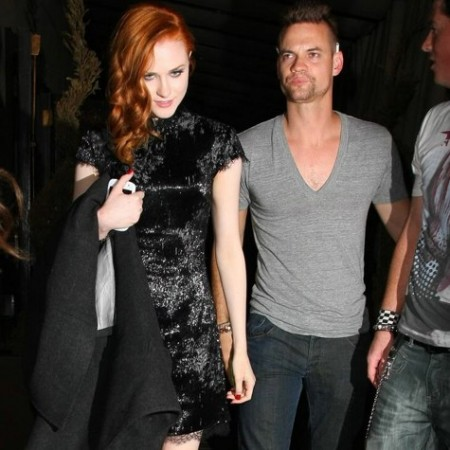 Evan Rachel Wood and Shane West