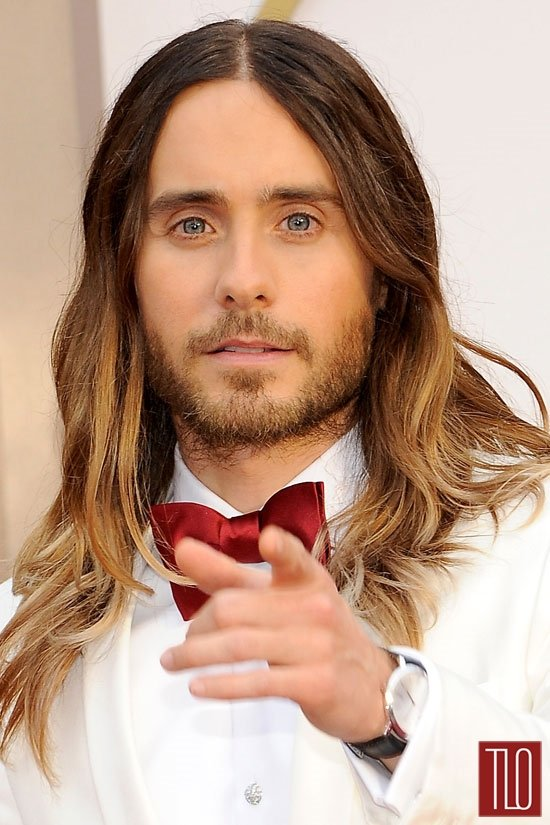 Jared Leto at the Oscars