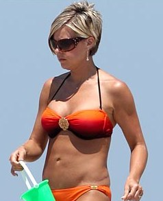 Kate Gosselin in bikini