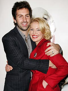 Josh Kelley and wife Katherine Heigl