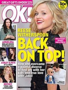 OK! Magazine - Cover