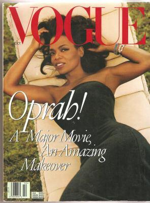 Oprah Winfrey Vogue Cover