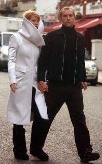 Gwyneth Paltrow and husband Chris Martin