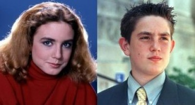 Dana Plato and Tyler Lambert