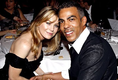 Ellen Pompeo and Chris Ivery
