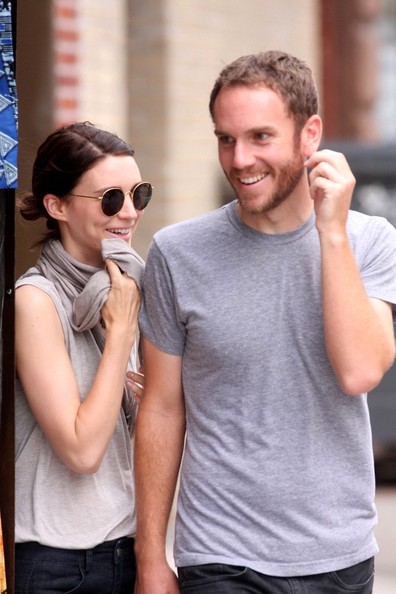 Rooney Mara and Charlie McDowell