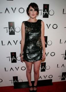 Rumer Willis on her 21st in Las Vegas