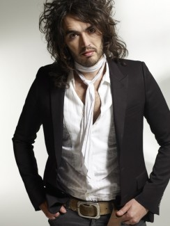 Russell Brand, recovering internet addict