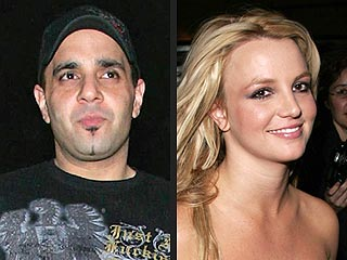 Sam Lutfi and Britney Spears
