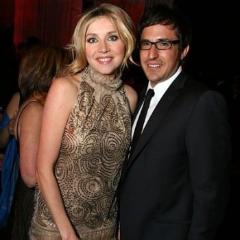 Sarah Chalke and Jamie Afifi