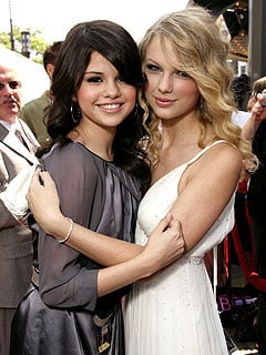 Selena Gomez and Taylor Swift