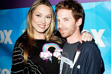 Newlyweds Seth Green and Clare Grant