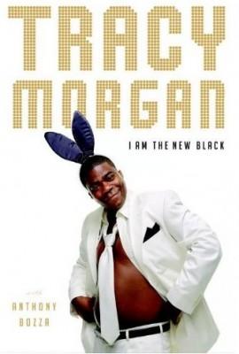 Tracy Morgan's I Am the New Black cover