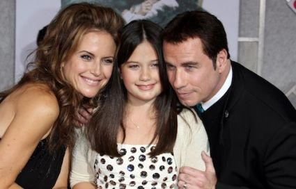 Travolta Family