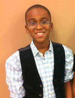 Usher's stepson Kyler Glover