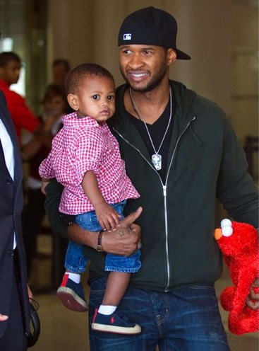 Usher and Usher Raymond V