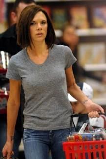 Victoria Beckham in Target