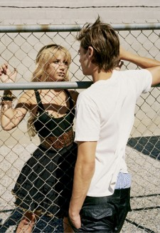Zac Efron and Ashley Tisdale in Elle