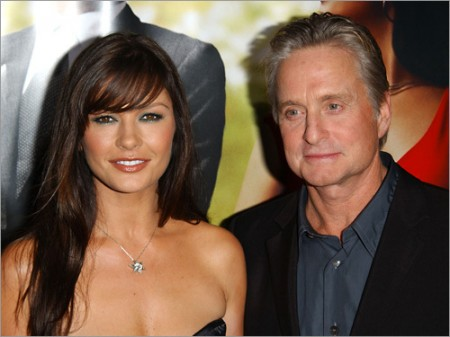 Just Michael douglas young and nude are