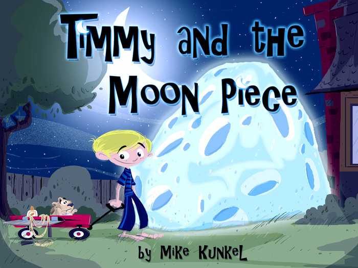 Timmy and the Moon Piece