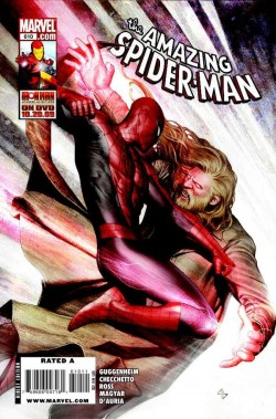 Spider-Man #610