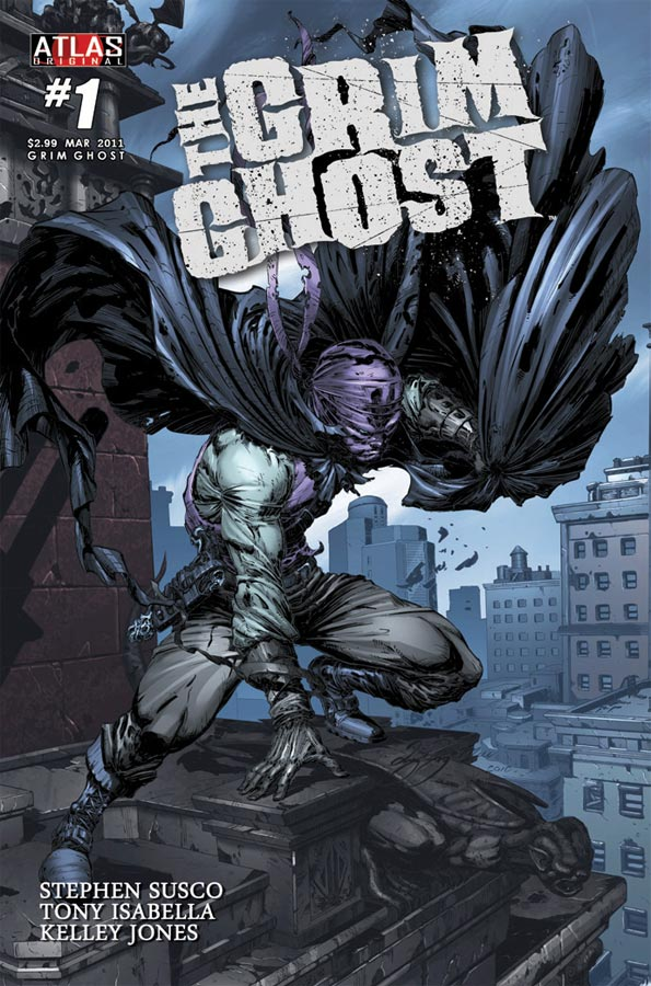 Grim Ghost #1