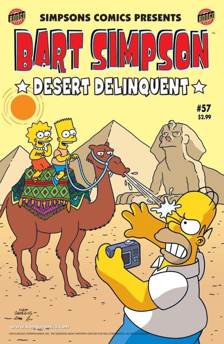 Bart Simpson 57