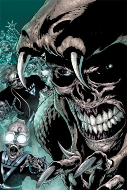 Blackest Night #4