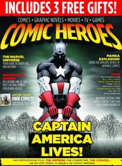 Comic Heroes 2