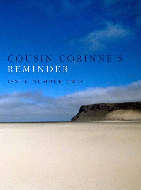 Cousin Corinne's Reminder #2
