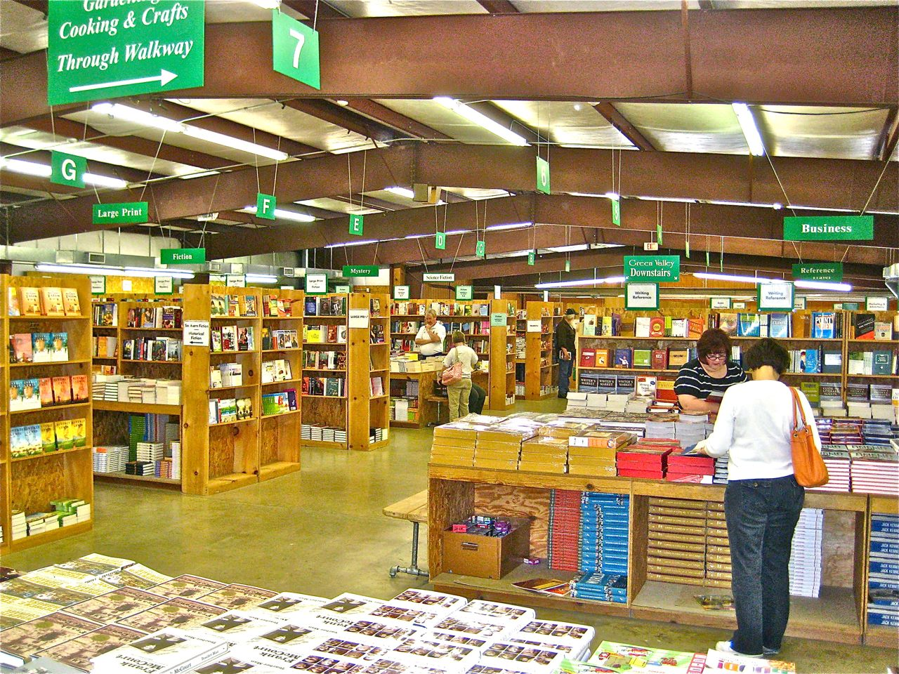 Green Valley Book Fair