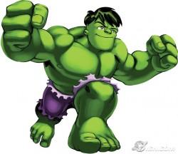 SuperHero Squad Hulk