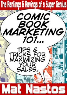 Comic Book Marketing