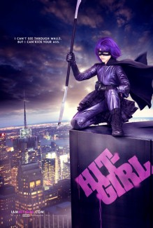 Chloe Moretz as Hit Girl