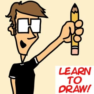 Learn to Draw! Title-header