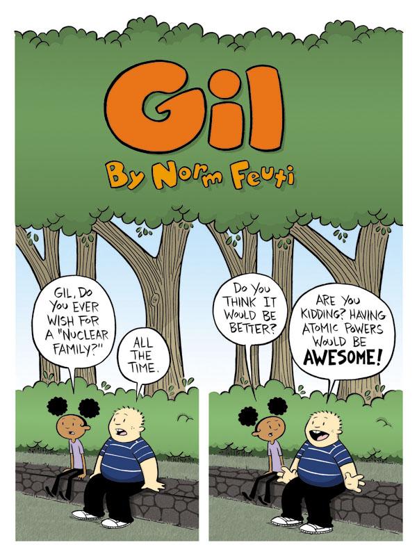 Norm Feuti's Gil