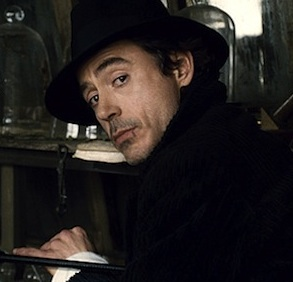Sherlock Holmes & Robert Downey Jr.