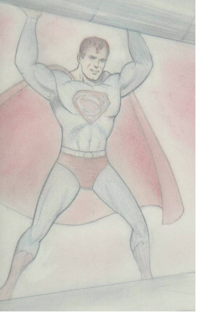 Joe Shuster's Superman