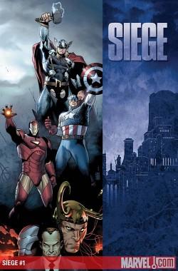 Marvel's Siege#1