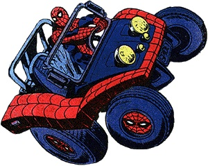 Spidey Mobile