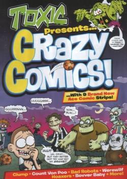 Toxic Crazy Comics 1