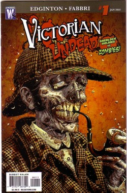 Victorian Undead #1