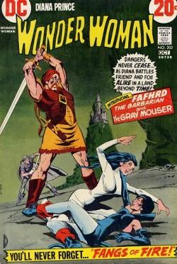 Wonder Woman 202