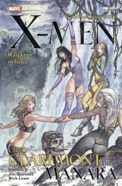 Milo Manara's X-Men