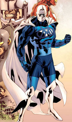 Adam, Blue Marvel