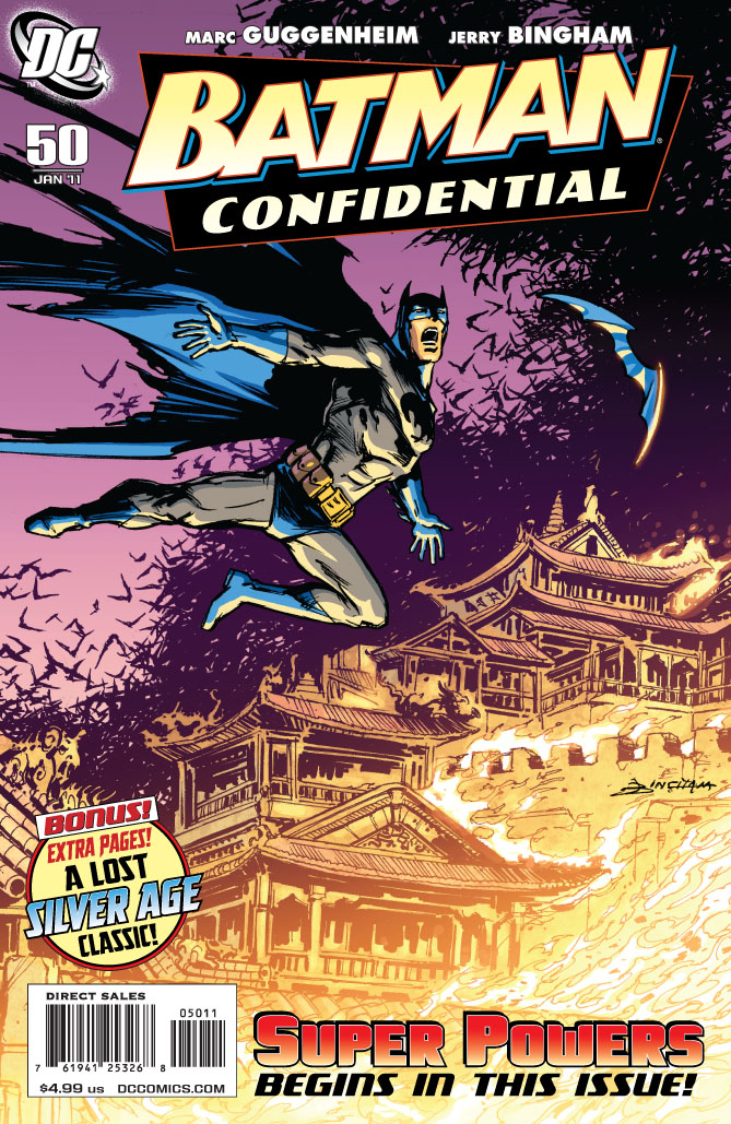Batman Confidential 50